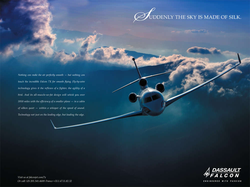 Dassault Falcon ad, Tronvig Group
