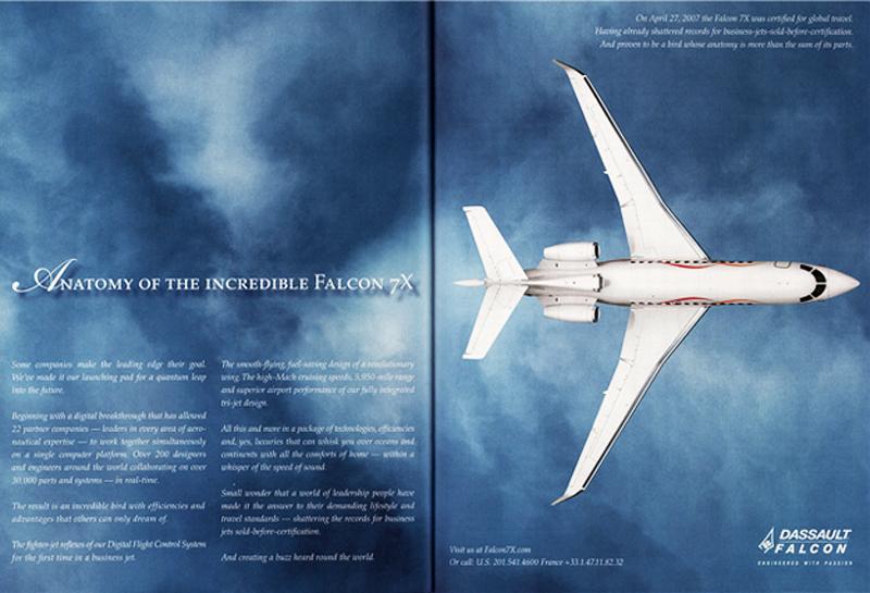 Dassault Falcon, Tronvig Group