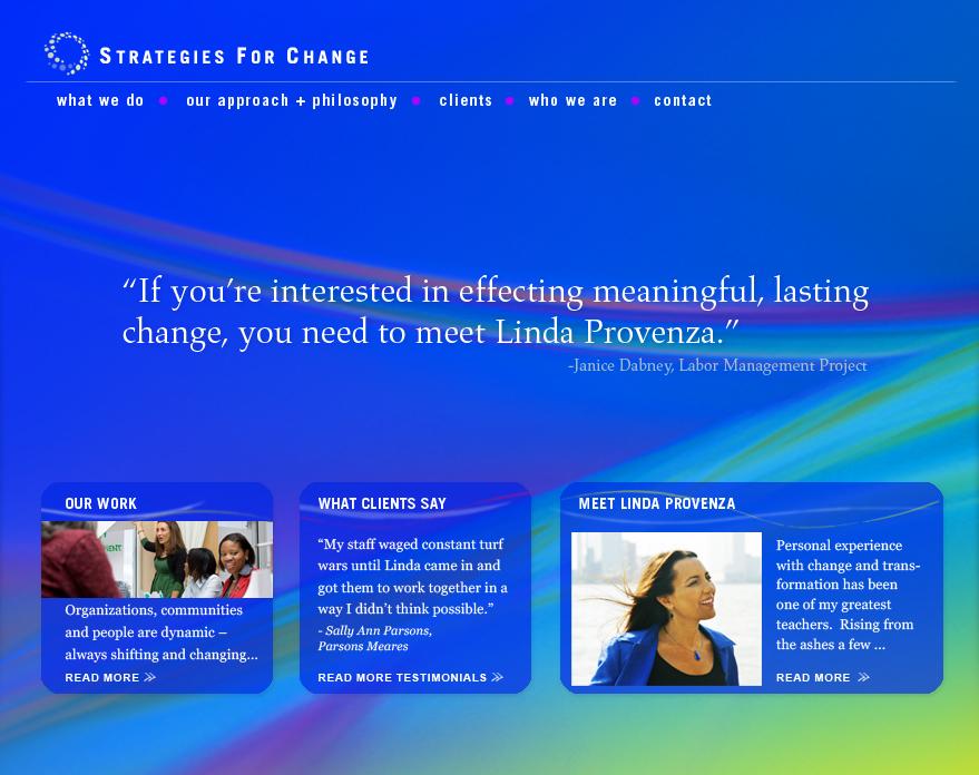 Strategies for Change, Tronvig Group