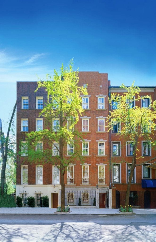 Beekman Place After real estate retouching