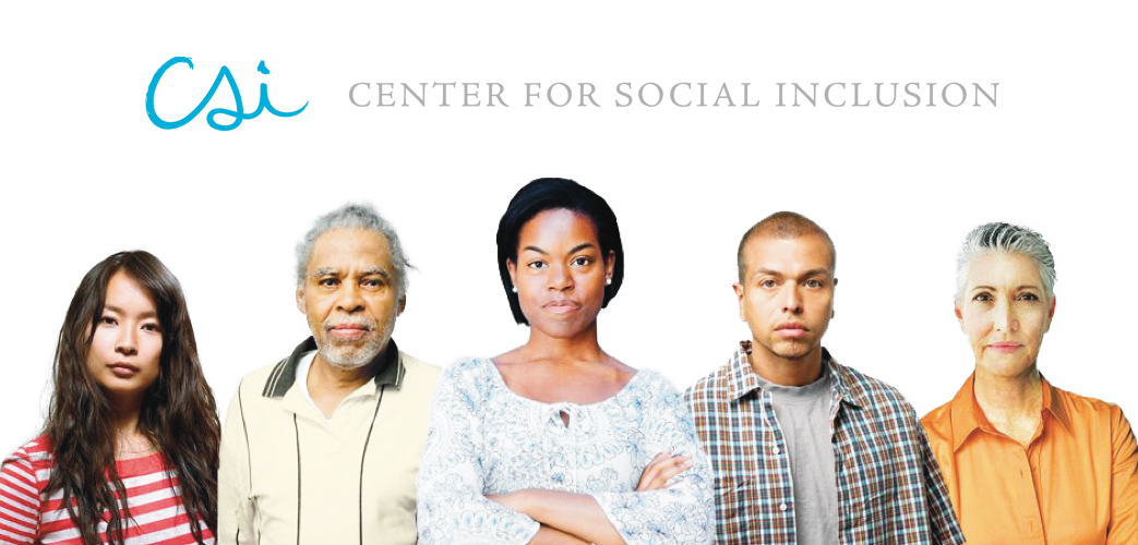 Center-for-Social-Inclusion-Brochure, Tronvig Group