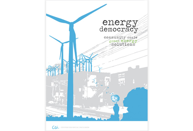 Center for Social Inclusion, Energy Democracy Report, Tronvig Group