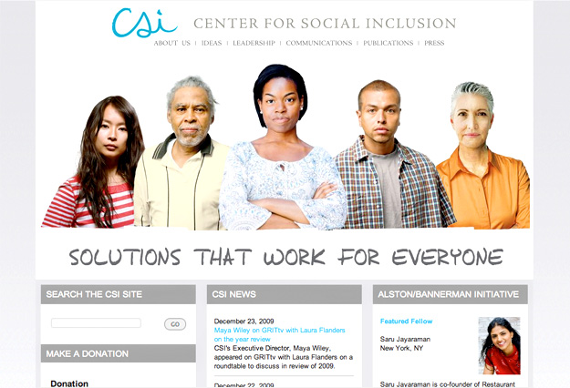 Center For Social Inclusion, Tronvig Group