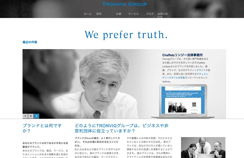 Translation for Websites