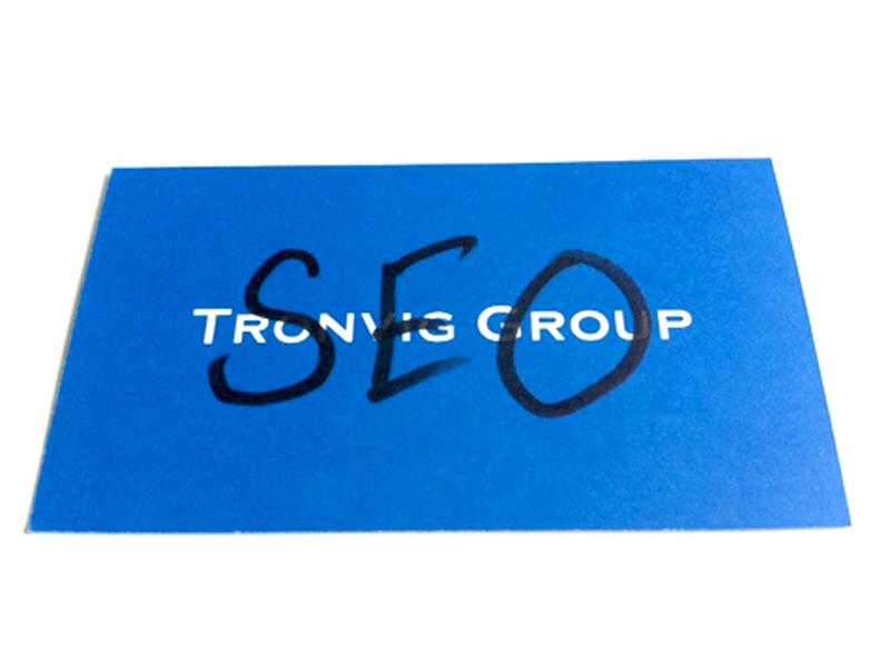 SEO Tronvig Group