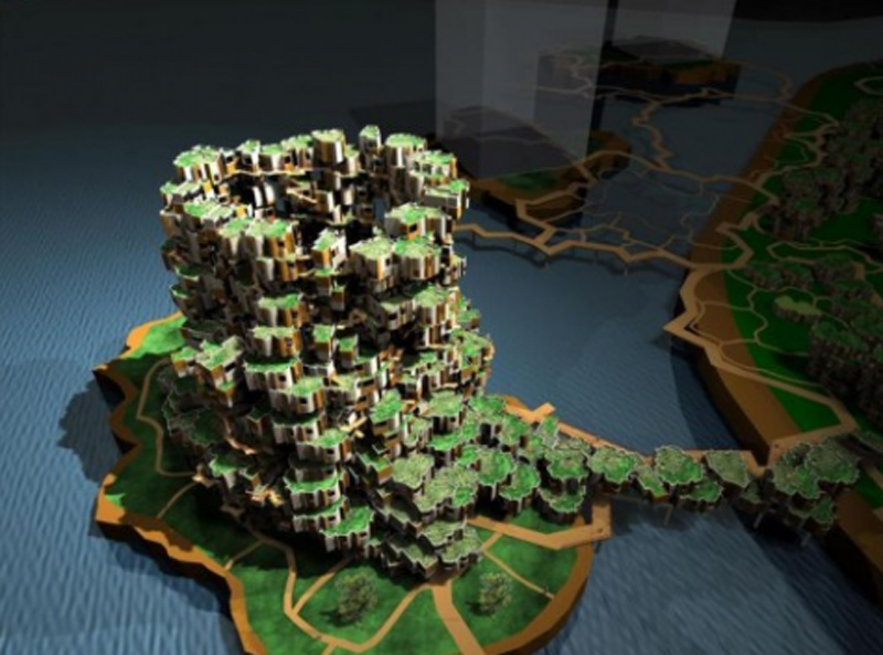 Isle of Reversible Destiny
