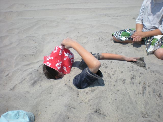 Hurricane Sandy Beachfront Experience