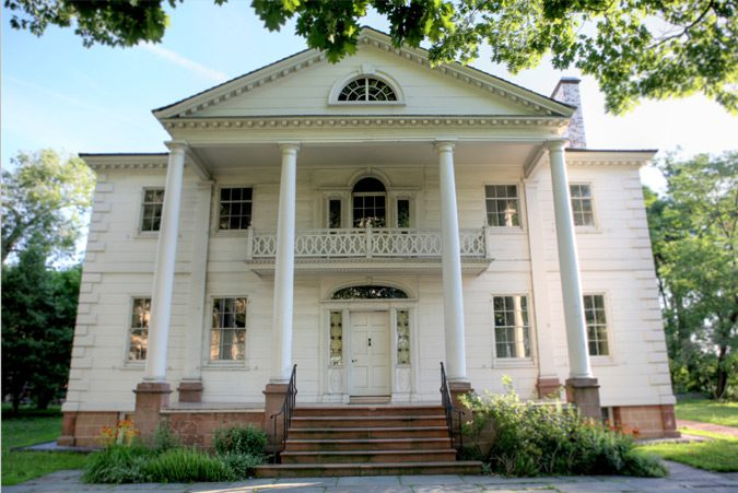 What is the brand of New York? (Historic House Museums)
