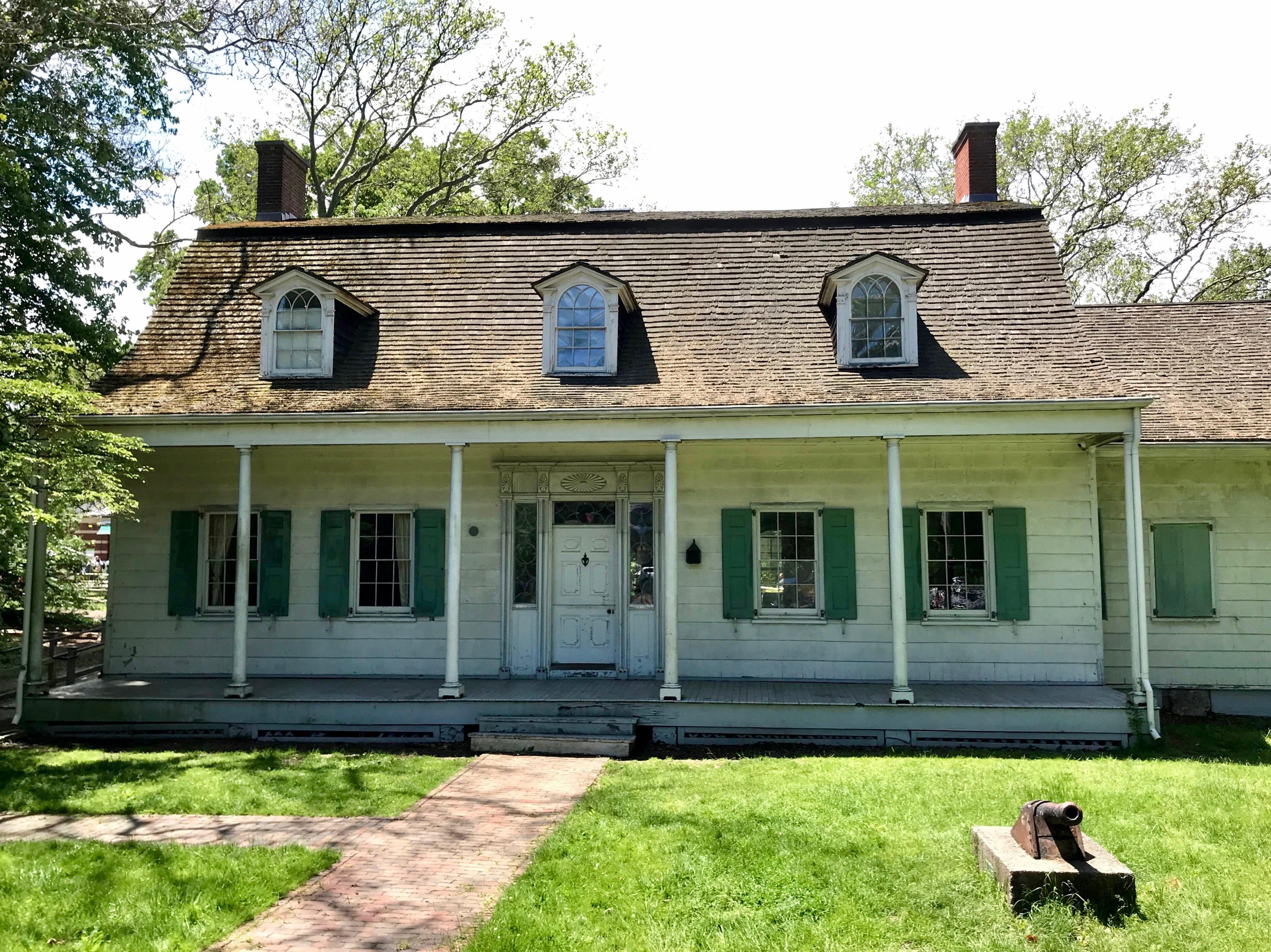 Branding and Perception. Lefferts Historic House.