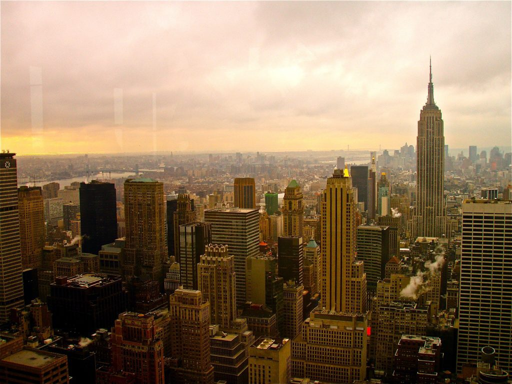 City Brands, New York City