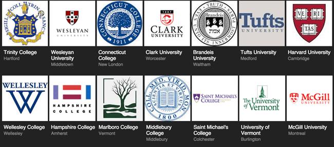 college brands