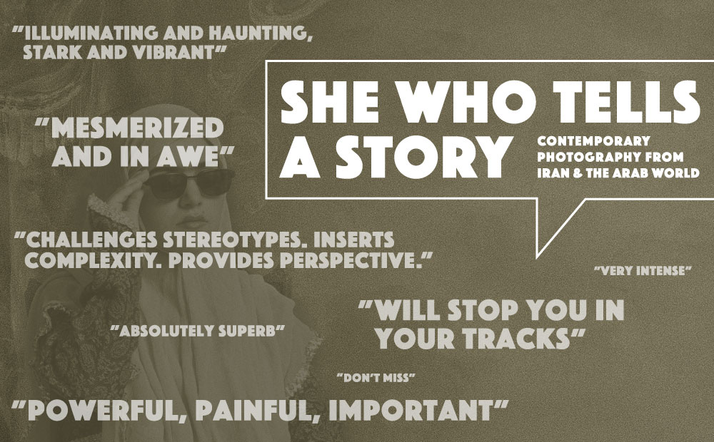 She Who Tells a Story testimonials