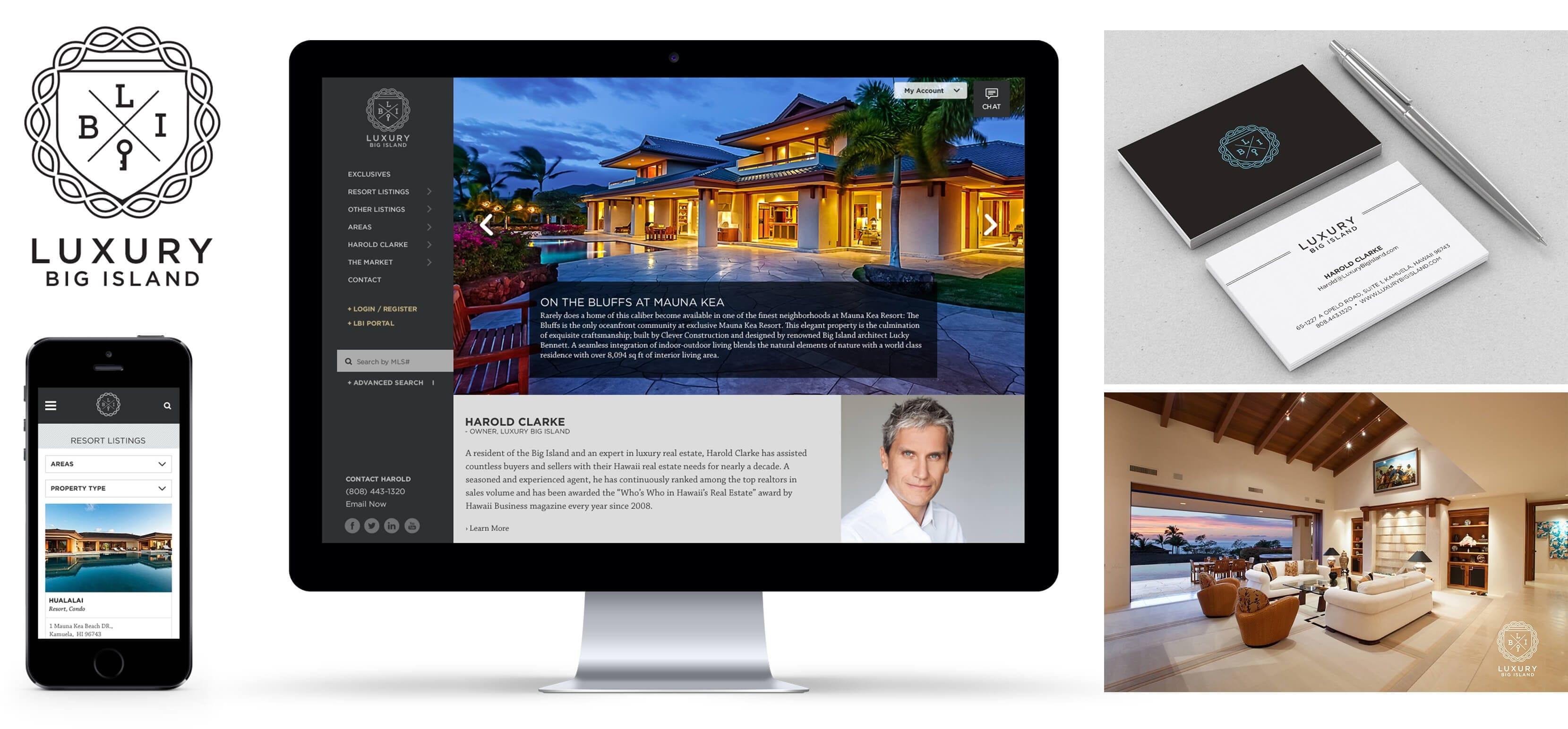 Luxury Big Island GreyBox Creative